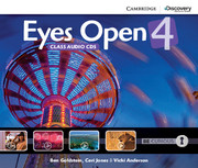 Диски Eyes Open Level 4 Class Audio CDs (3)