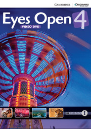 Диск Eyes Open Level 4 DVD