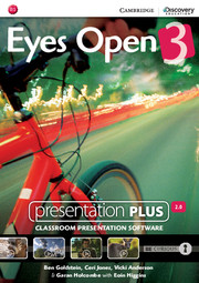 Диск Eyes Open Level 3 Presentation Plus DVD-ROM