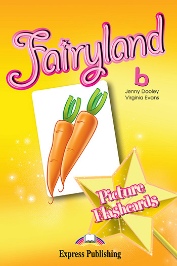 Картки Fairyland 2 Picture Flashcards Set b