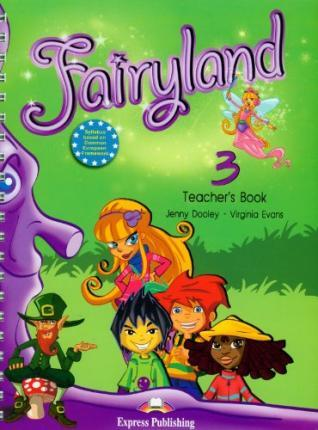 Книга для вчителя Fairyland 3 Teacher's Book (With Posters)