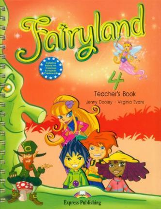 Книга для вчителя Fairyland 4 Teacher's Book (With Posters)