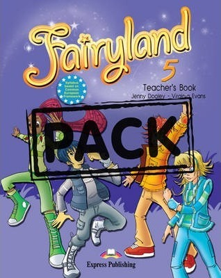Книга для вчителя Fairyland 5 Teacher's Book (With Posters)