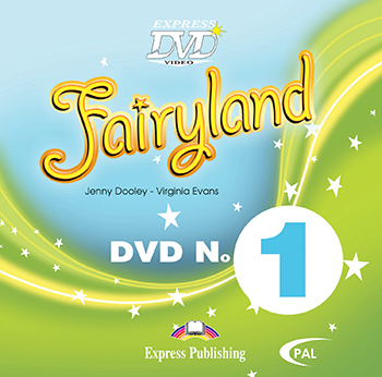 Диск Fairyland Starter DVD