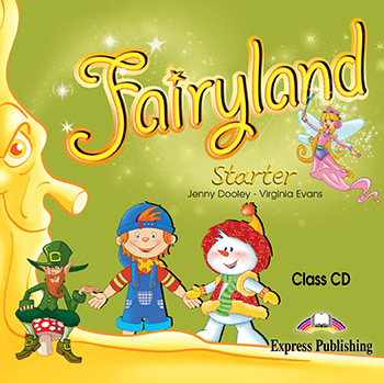 Диск Fairyland Starter Class CD