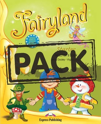 Книга для вчителя Fairyland Starter Teacher's Book (With Posters)