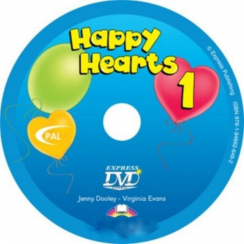 Happy Hearts 1 DVD