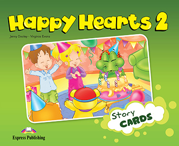 Happy Hearts 2 Story Cards