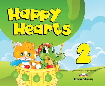 Happy Hearts 2 Pupil's Book