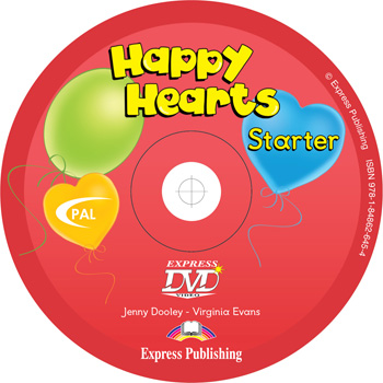 Happy Hearts Starter DVD