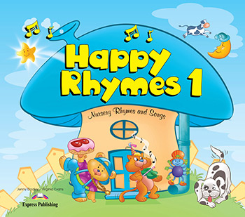 Підручник  Happy Rhymes 1 Big Story Book