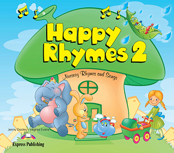 Підручник Happy Rhymes 2 Big Story Book