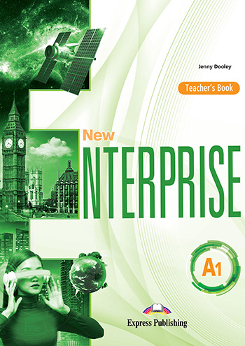 Книга для вчителя New Enterprise A1 Teacher's Book