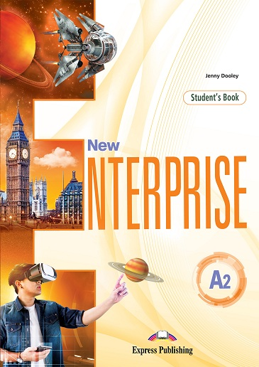 Підручник New Enterprise A2 Student's Book