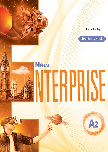 Книга для вчителя New Enterprise A2 Teacher's Book