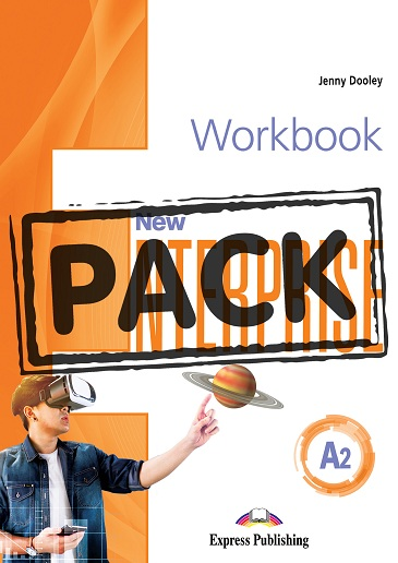 Робочий зошит New Enterprise A2 Workbook