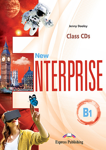 Диск New Enterprise B1 MP3 CD