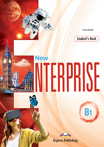 Підручник New Enterprise B1 Student's Book