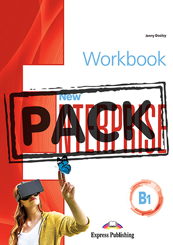 Робочий зошит New Enterprise B1 Workbook