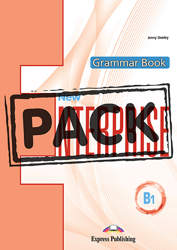 Граматика New Enterprise B1 Grammar Book