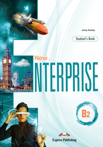 Підручник New Enterprise B2 Student's Book