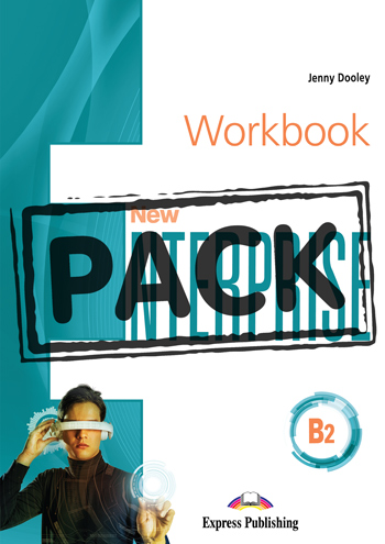 Робочий зошит New Enterprise B2 Workbook