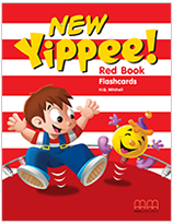 Картки Yippee New Red Flashcards