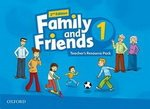 Книга для вчителя Family and Friends (Second Edition) 1 Teacher's Resource Pack