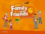Набір для вчителя Family and Friends (Second Edition) 4 Teacher's Resource Pack