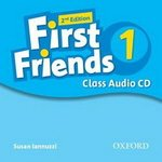 Диск First Friends Second Edition 1 Class Audio CD