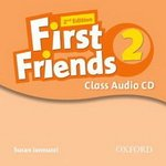 Диск First Friends Second Edition 2 Class Audio CD