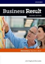 Книга для вчителя Business Result Second Edition Elementary Teacher's Book with DVD