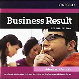Диск Business Result Second Edition Advanced Class Audio CD