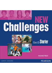 Диски New Challenges Starter Class CDs