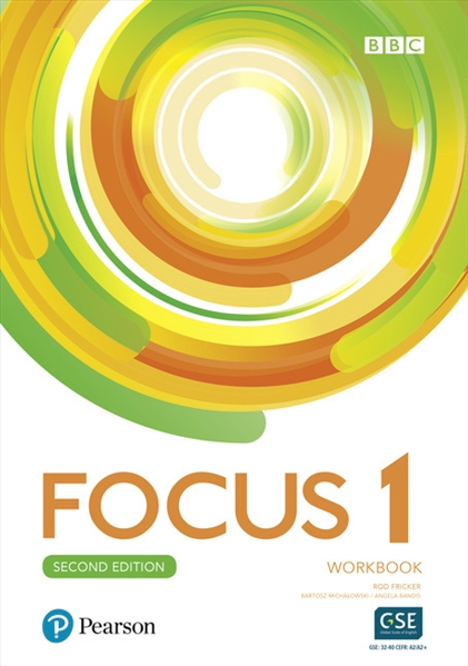 Робочий зошит Focus Second Edition 1 Workbook