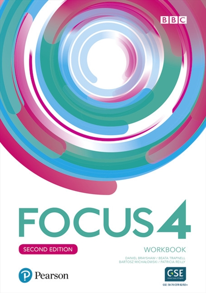 Робочий зошит Focus Second Edition 4 Workbook