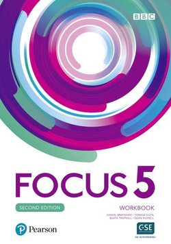 Робочий зошит Focus Second Edition 5 Workbook