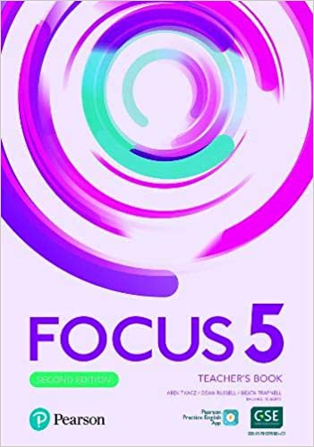Книга для вчителя Focus Second Edition 5 Teacher's Book