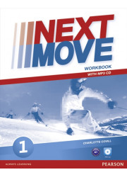 Робочий зошит Next Move 1 (A1) Workbook + MP3 Audio