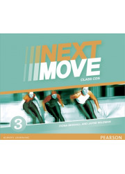 Диски Next Move 3 (A2+) Class Audio CDs (Set of 3)