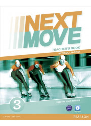 Книга для вчителя Next Move 3 (A2+) Teacher's Book + Multi-ROM