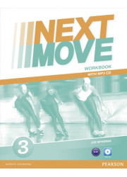 Робочий зошит Next Move 3 (A2+) Workbook + MP3 Audio