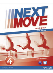 Робочий зошит Next Move 4 (B1) Workbook + MP3 Audio