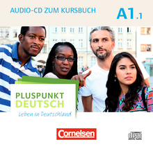 Диск Pluspunkt Deutsch NEU A1/1 Audio-CD