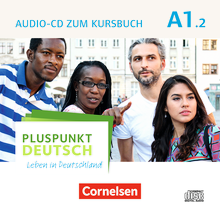 Диск Pluspunkt Deutsch NEU A1/2 Audio-CD